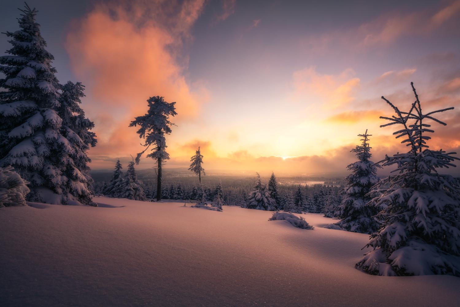 winter bliss by Kai Hornung