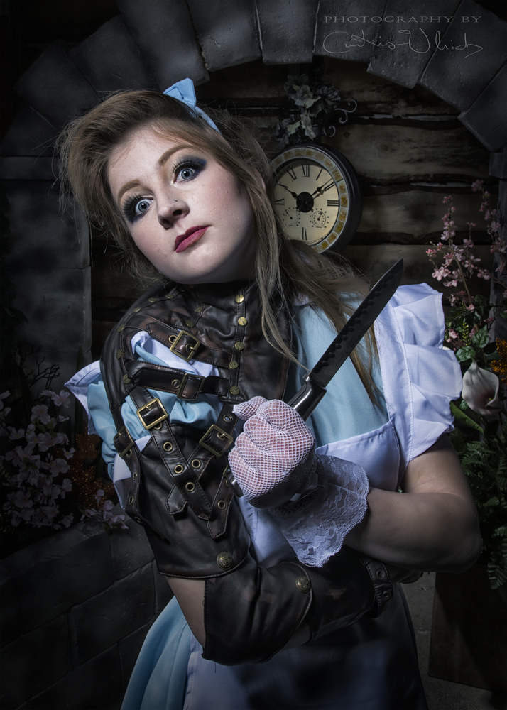 Psycho Alice by Curtis Ulrich