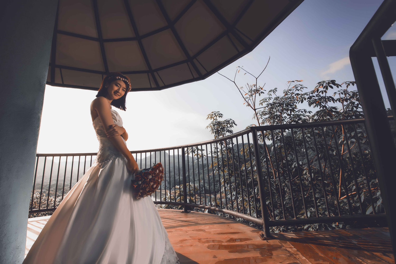Bhutan Bride by Asoka Edussooriya