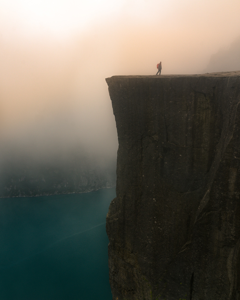 The Edge of the World by Nick Collins