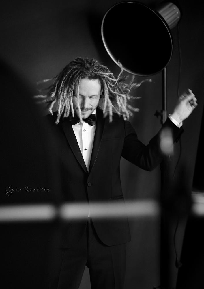 Singer-songwriter by Igor Korovin