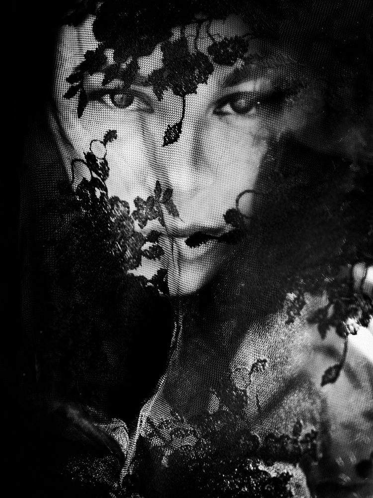 Woman by Igor Korovin