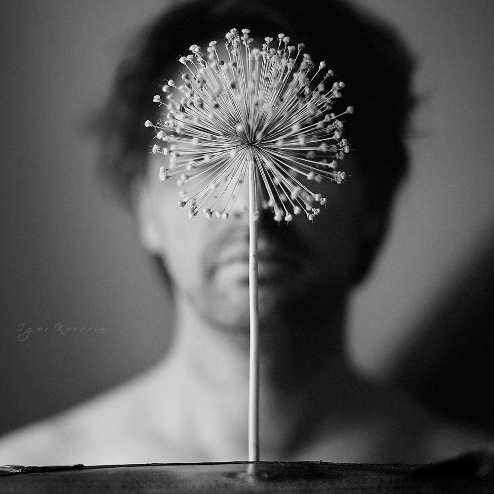 to keep silence by Igor Korovin