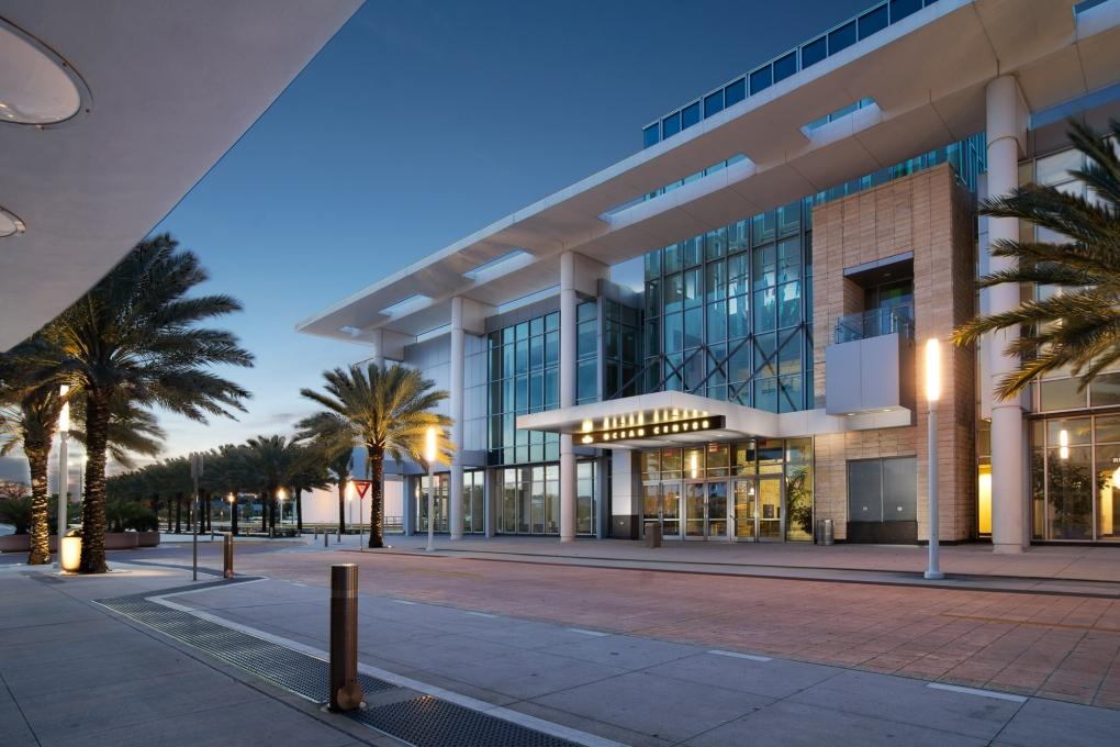 Daytona Beach Ocean Center by Austin Burke