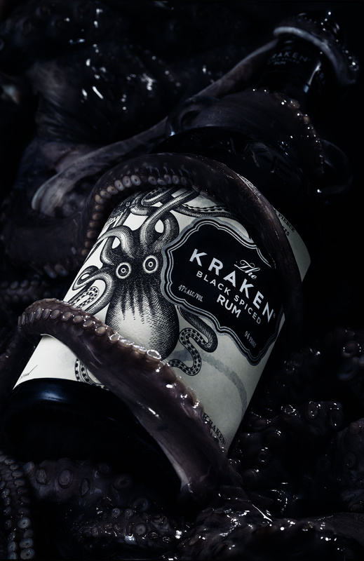 Kraken Rum by Austin Burke