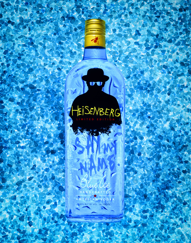 Breaking Bad Vodka by Austin Burke