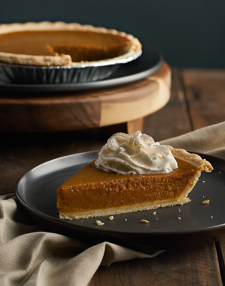 Pumpkin Pie by Austin Burke