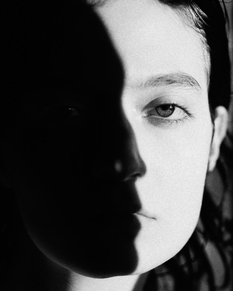 Two people portrait by Hamidreza Sheikhmorteza