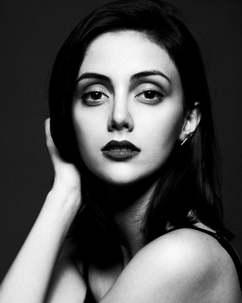 Romina by Hamidreza Sheikhmorteza