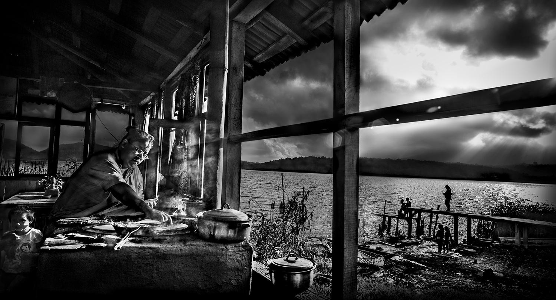 The Kitchen  by René Serrano Rodríguez