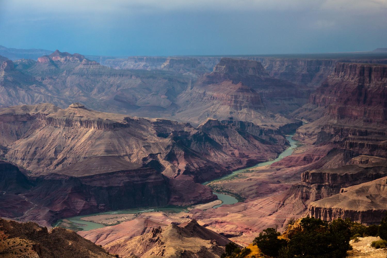 Grand Canyon by David Schneider