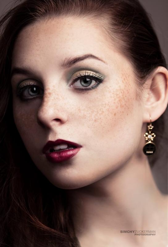 beauty shot by Simchy Zuckerman