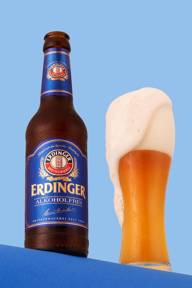 Time for Erdinger Beer by Stanislas Dorange
