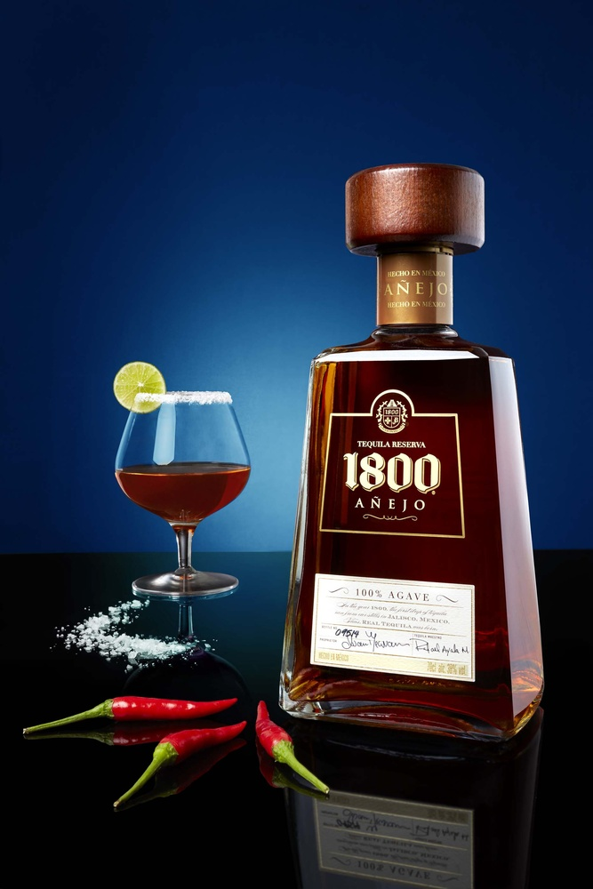 Tequila 1800 - Product Studio Photography by Stanislas Dorange