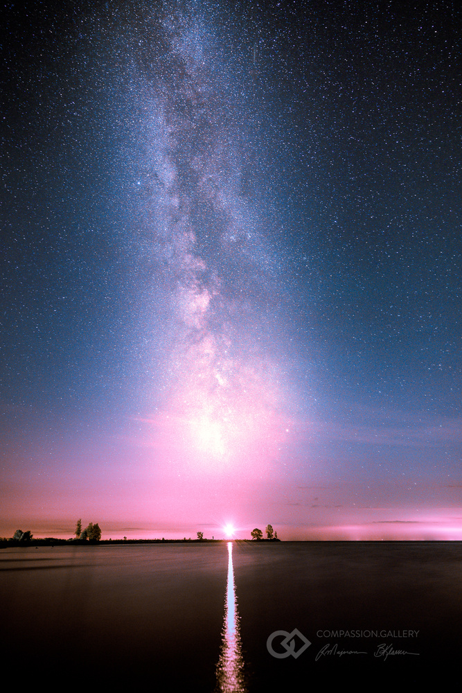 Beacon by Ray Majoran