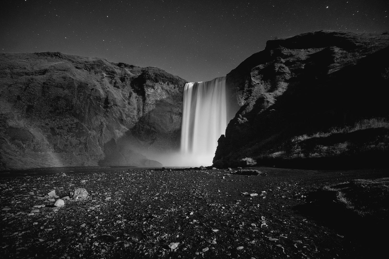 Iceland Skogafoss by Ondrej Nosek