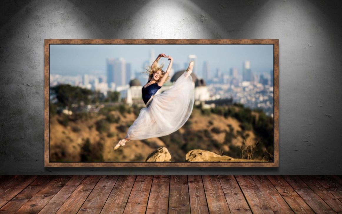 Fine Art Ballet Photography! by Elliot McGucken