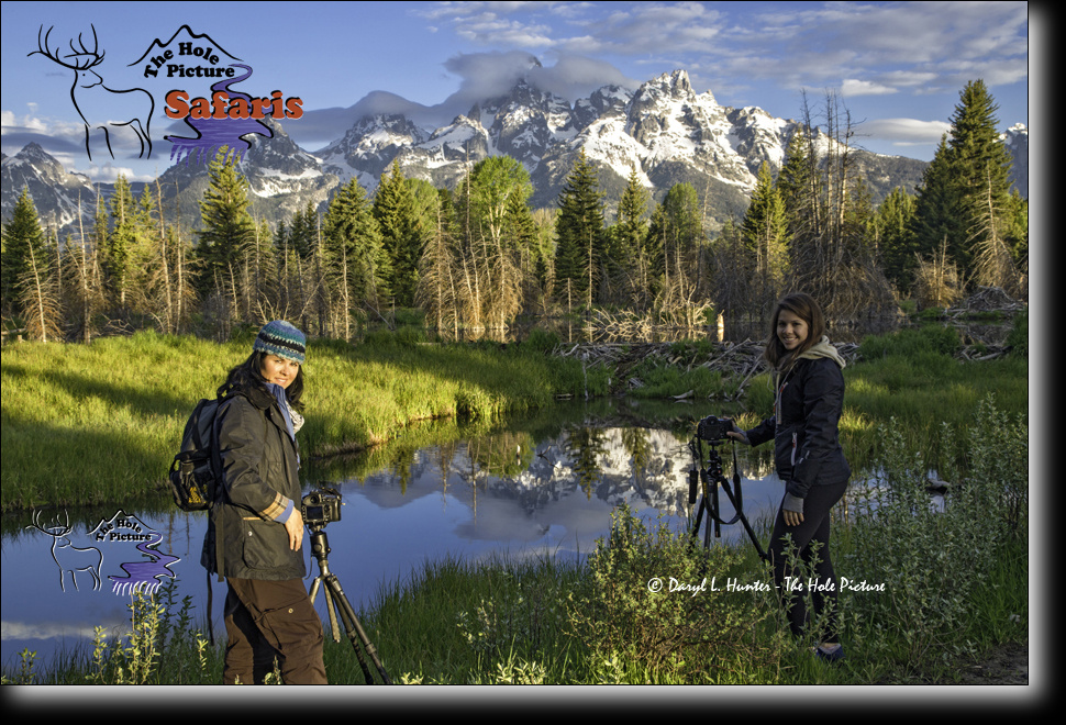 Photographing Grand Teton National Park by Daryl Hunter