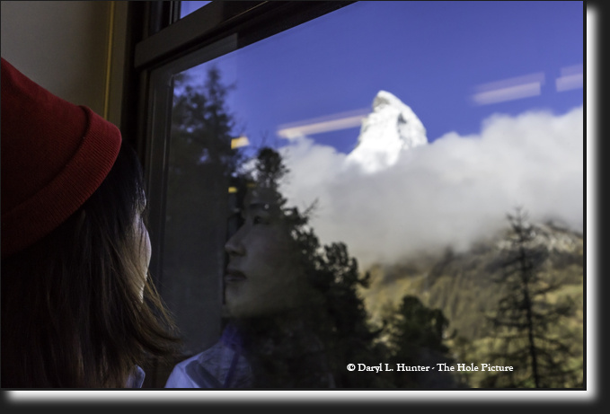 Reflecton of Wonder by Daryl Hunter
