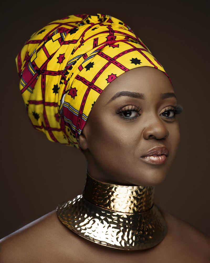 African Queen by Gilbert Asante