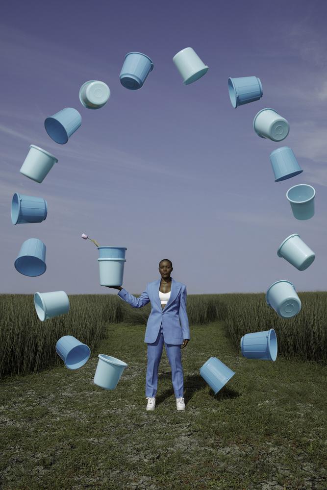 Life Ripples by Gilbert Asante