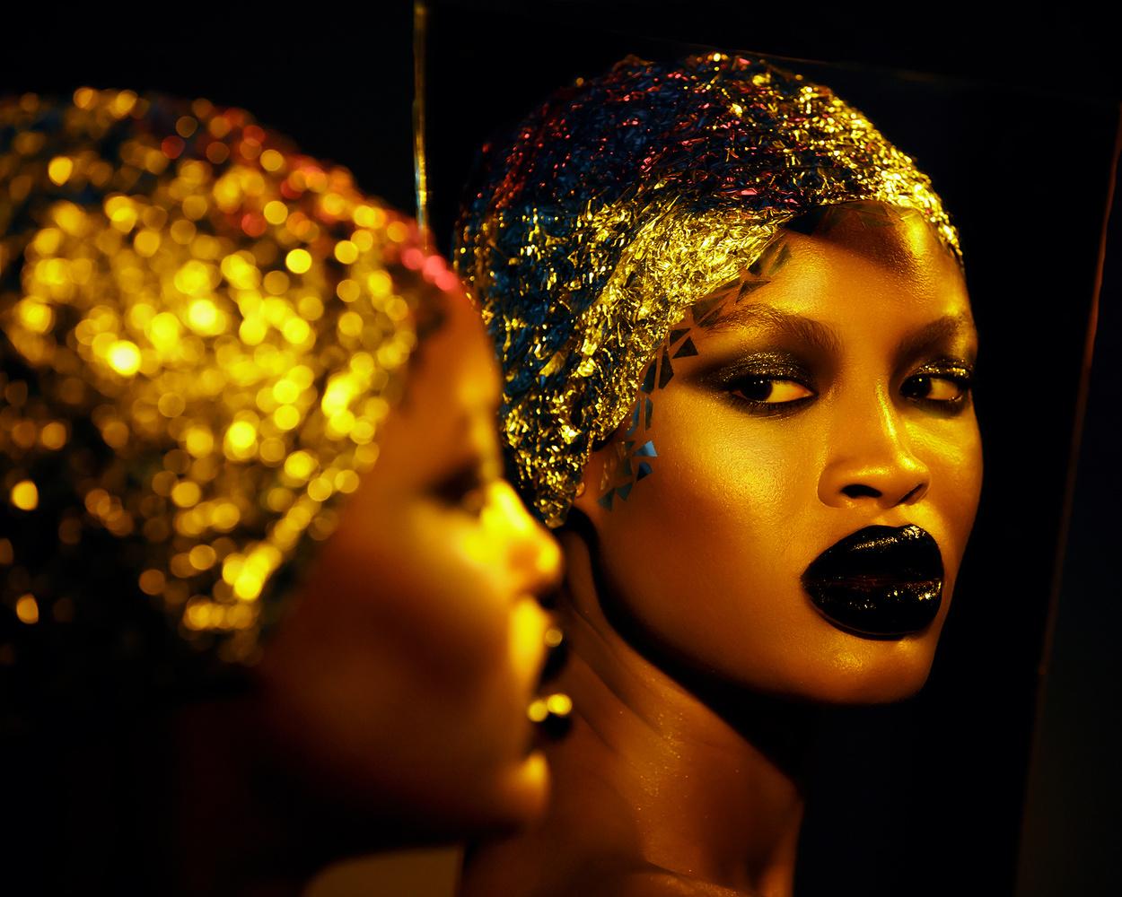 Goldie by Gilbert Asante