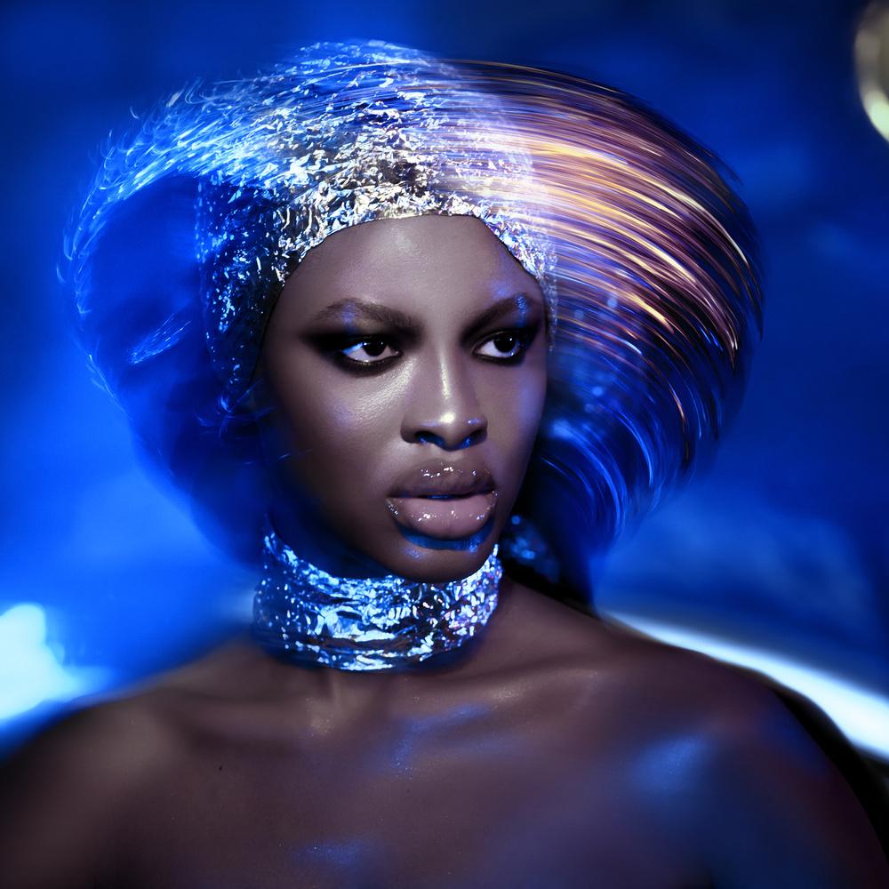 Gyrating Beauty by Gilbert Asante