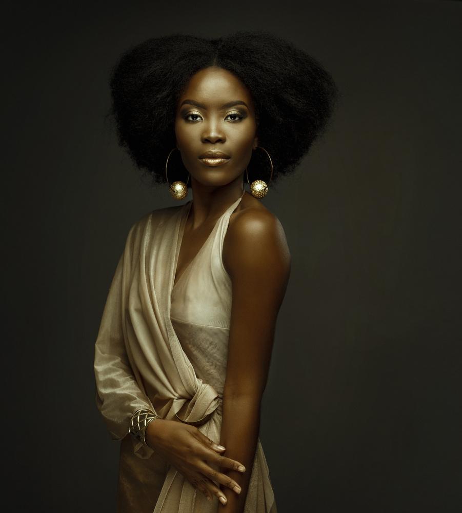 Ebony Goddess by Gilbert Asante