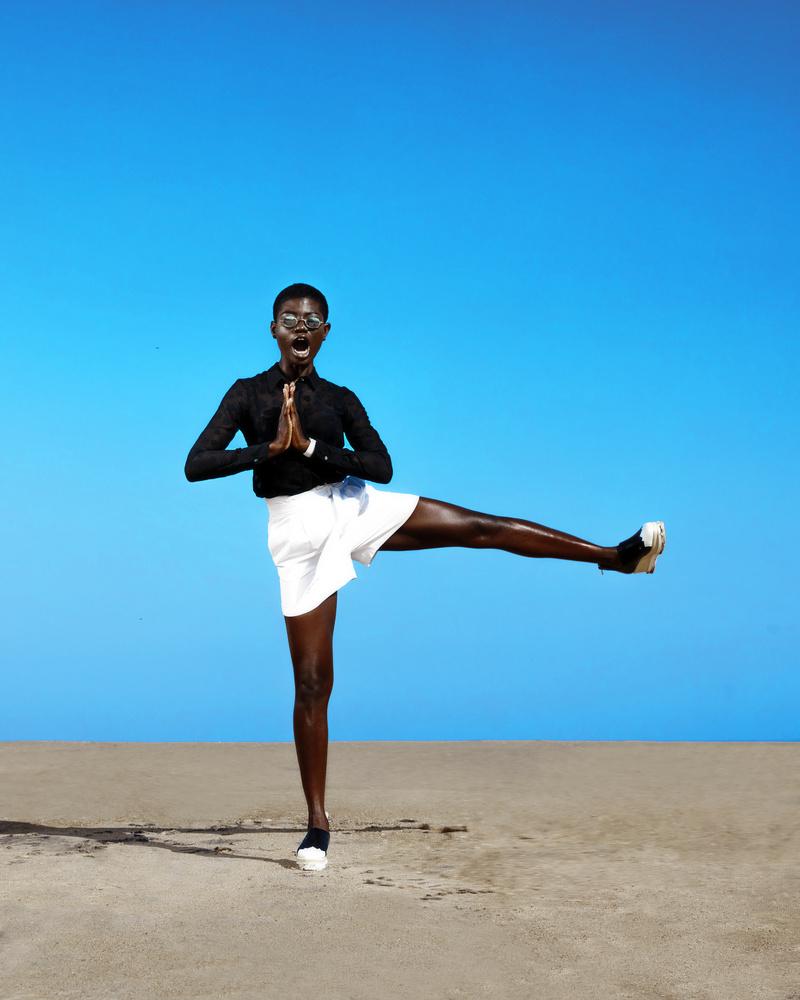 Black Girl Magic by Gilbert Asante