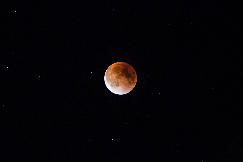Blood Moon by Louis Blake