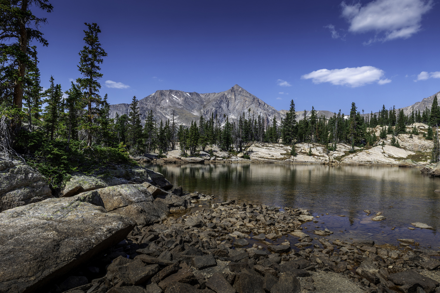 Castle Lake by Dave Spates