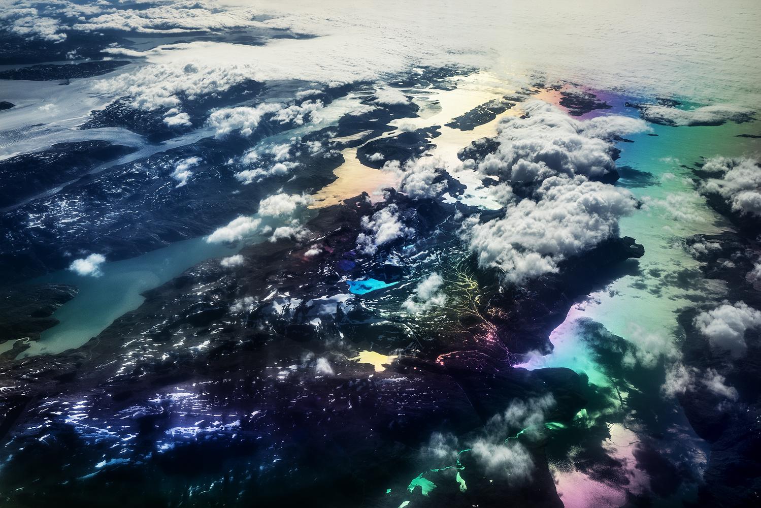 Greenland Rainbow by Marek Stefech