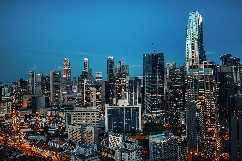 Singapore by Marek Stefech