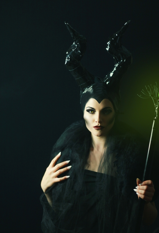 Maleficent by Natasha Raichel
