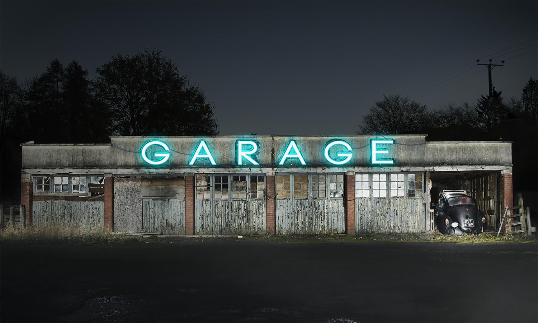 Garage by Robert Michael Wilson