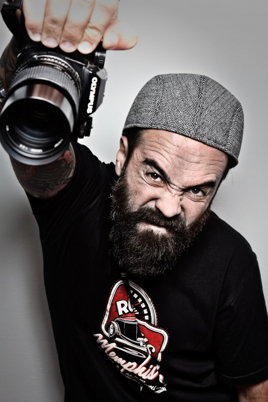 This is photography !!! Self Portrait by Braulio Suarez
