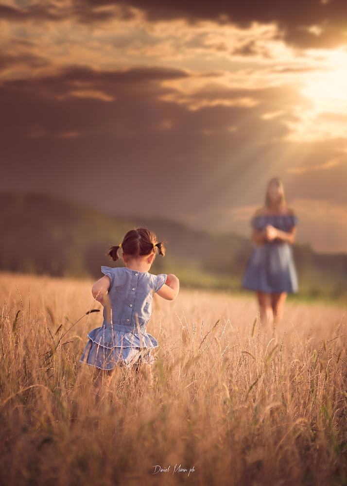 raggio di sole by Daniel Maran