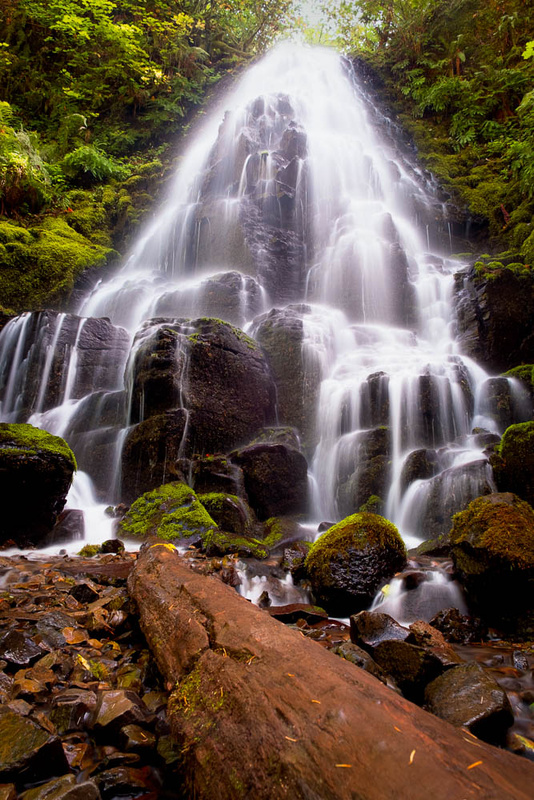 Fairy Falls by Todd Higgins