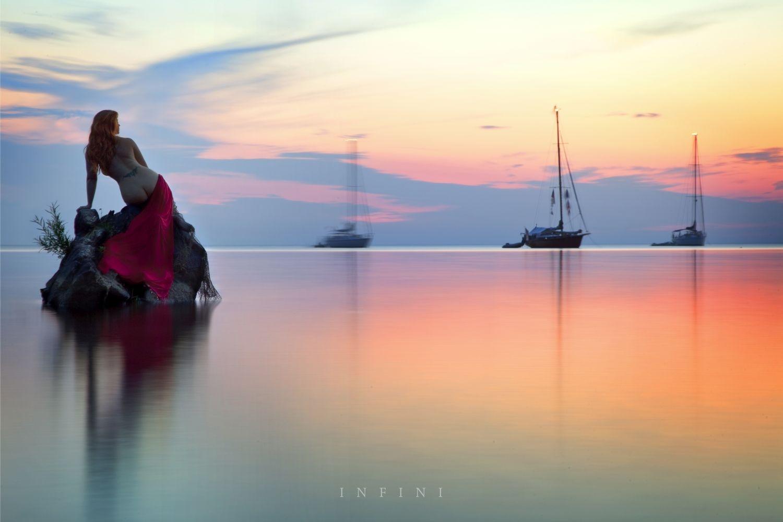 Siren's Dawn by Dario Impini