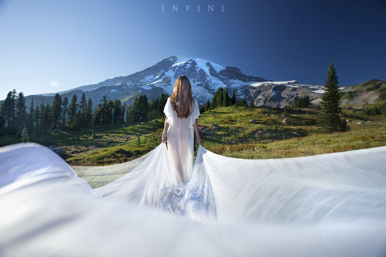 Mt. Goddess by Dario Impini