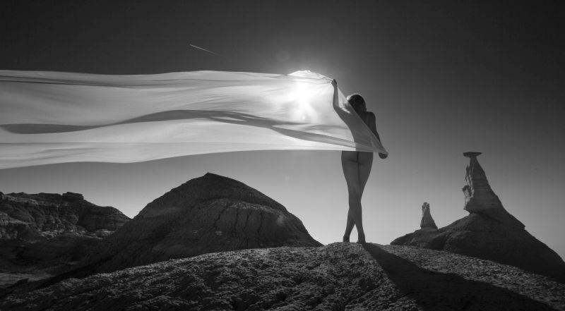 Desert Sail by Dario Impini