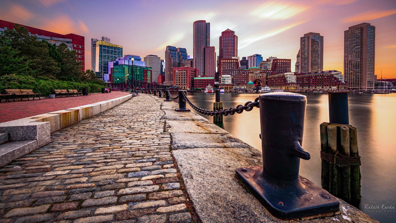 Fan Pier Boston by Rakesh Karda