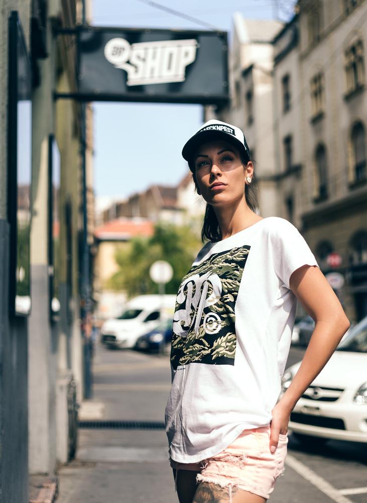 BP Babe by Gabor Lengyel