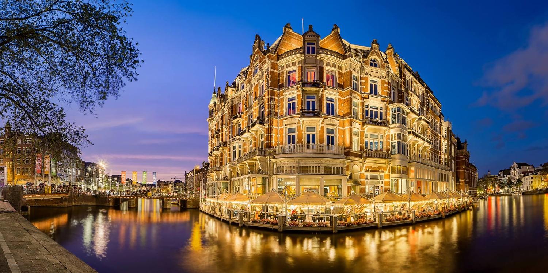 Hotel de l'Europe by Patrick Coerse