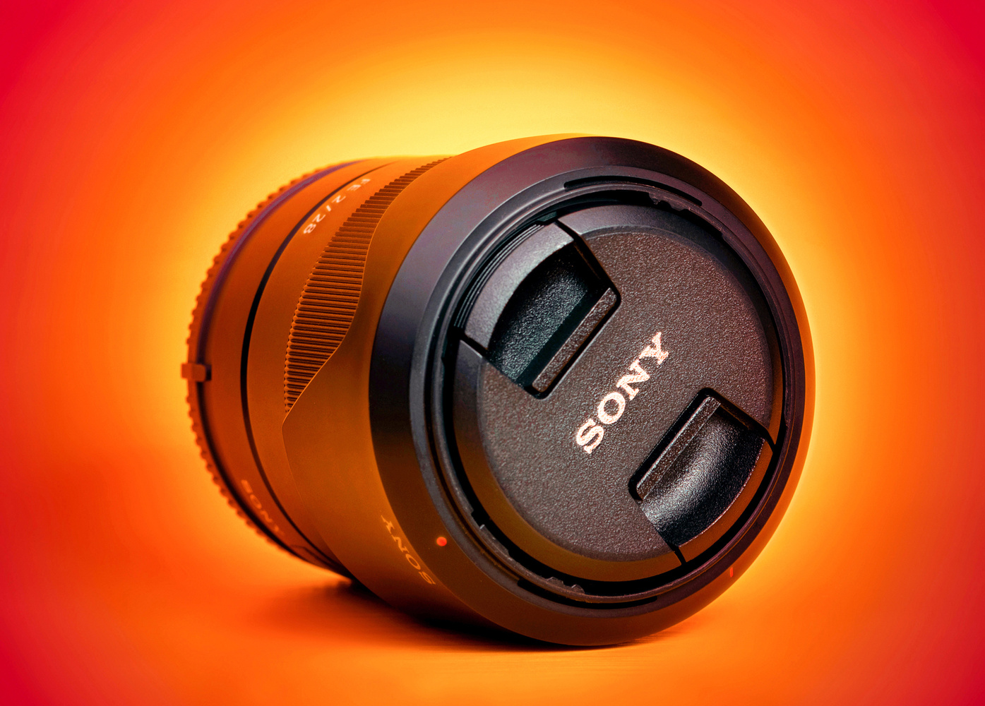 Lava Lens by Timothy Hines