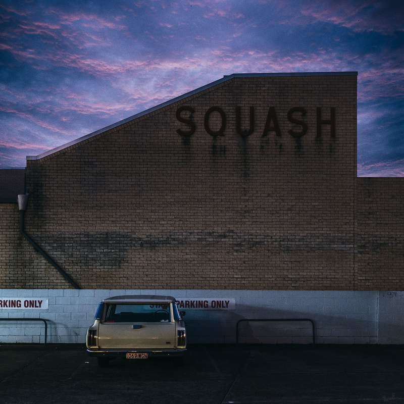 Squash by Thomas Brown