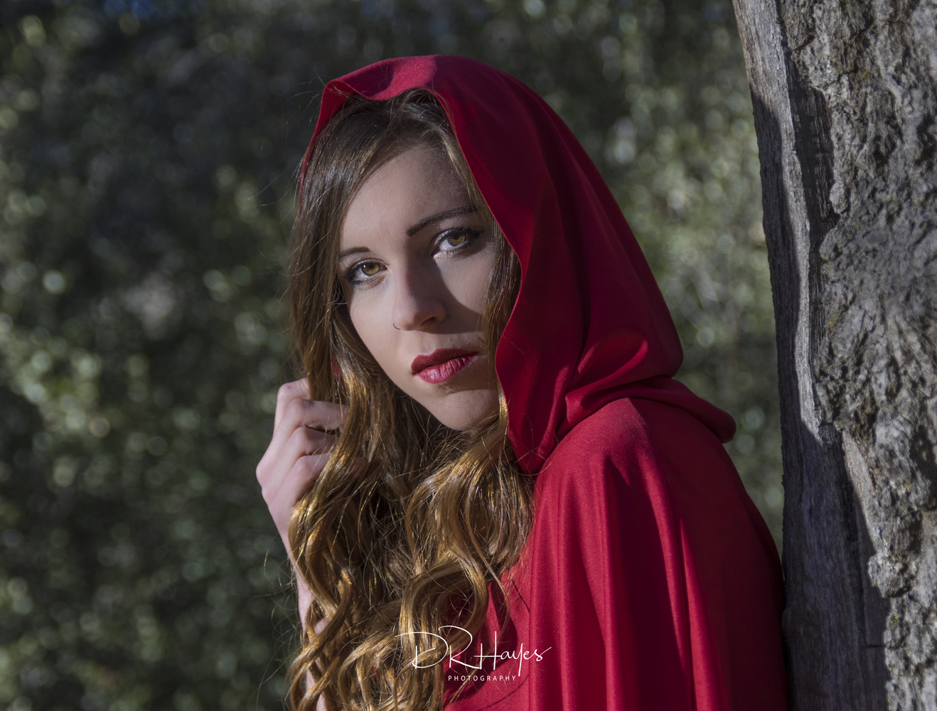 Red Riding Hood 2 by Daniel Hayes