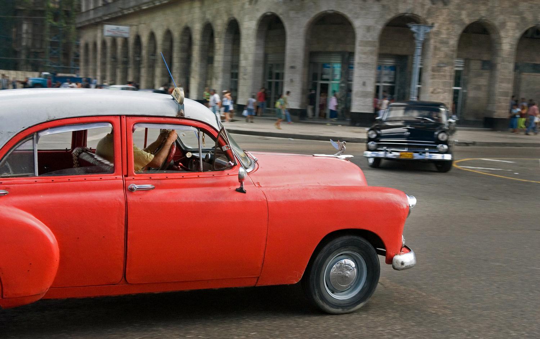 Cuba by Jon Buttle-Smith