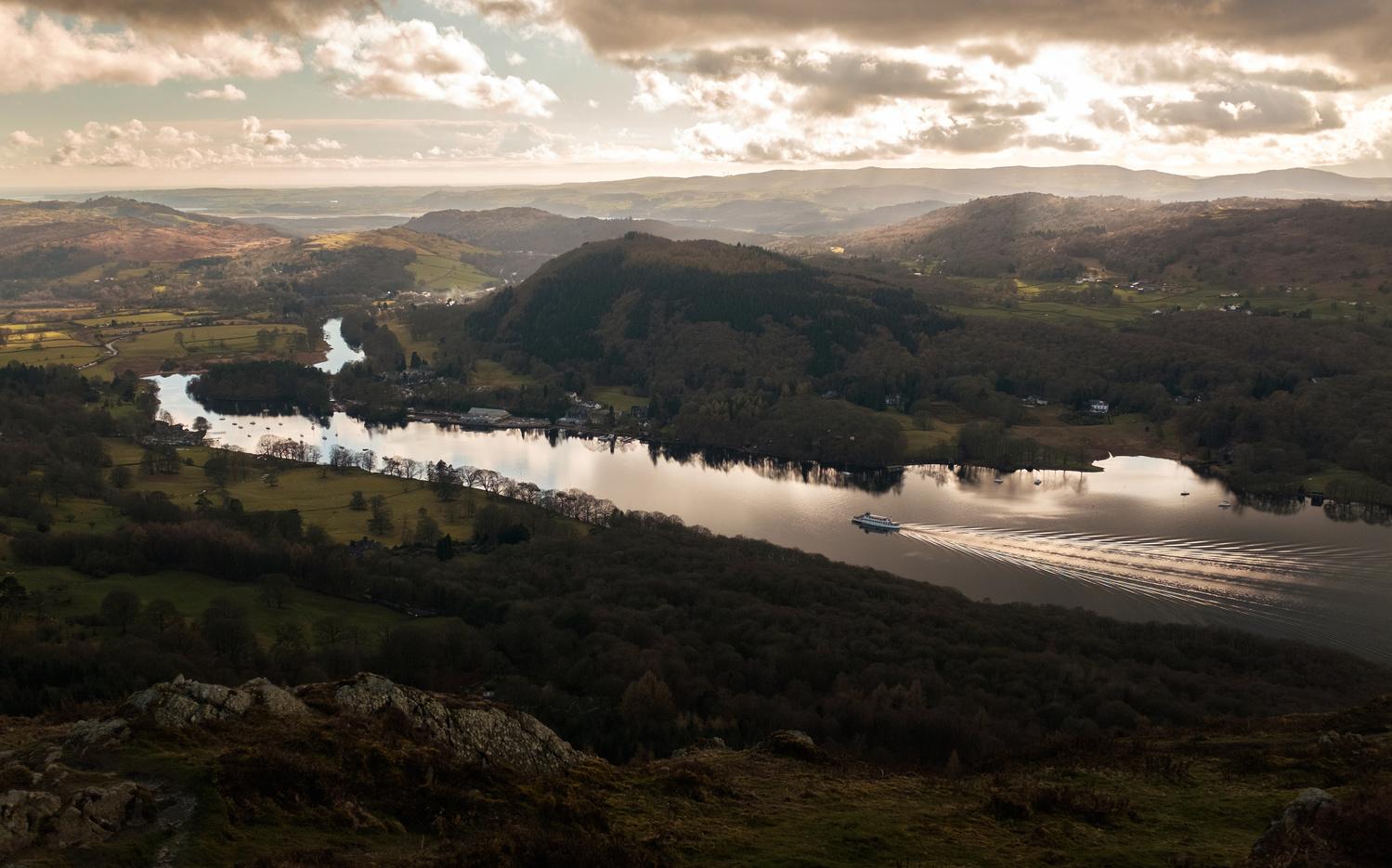 Lake District by Jon Buttle-Smith