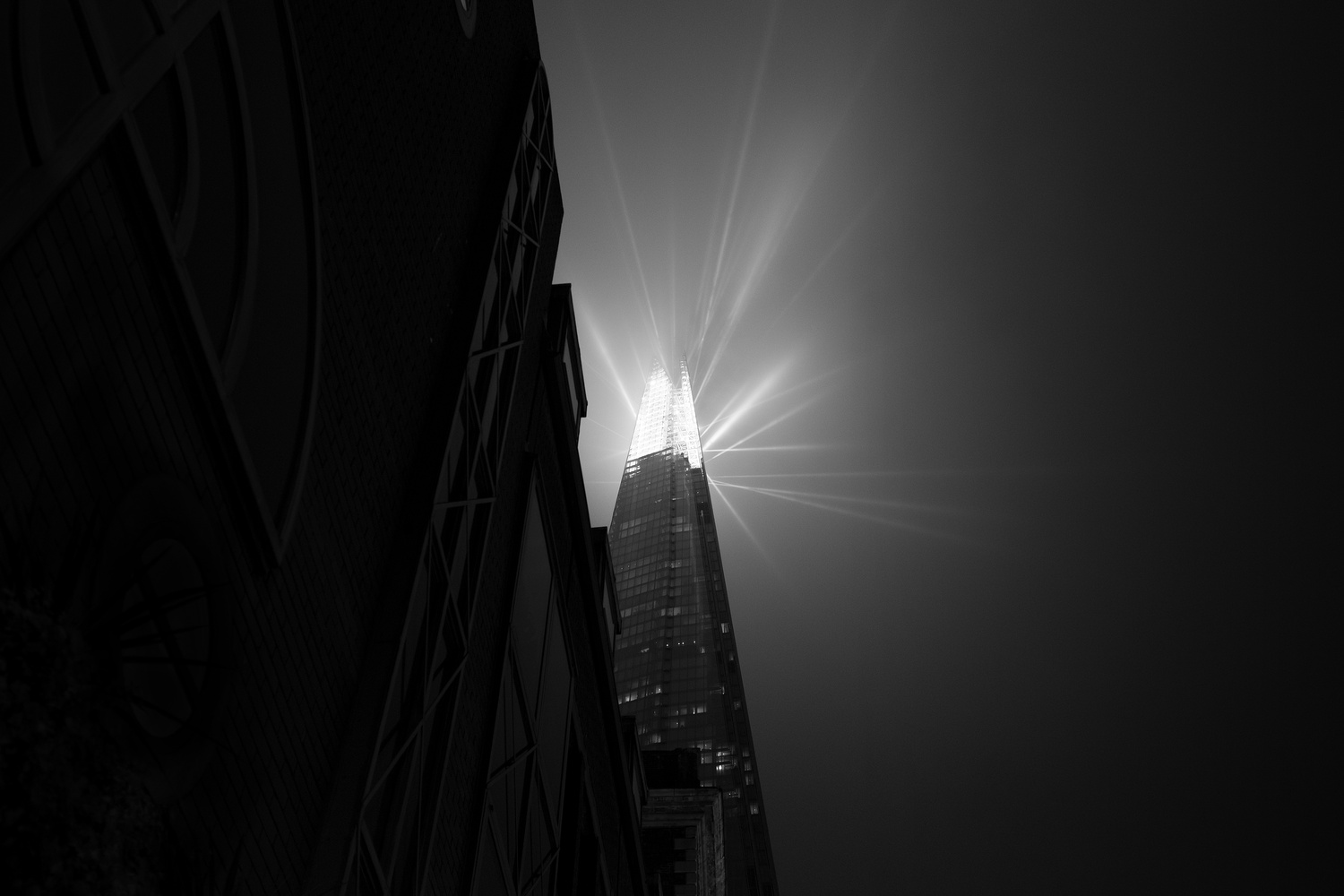The Shard by Jon Buttle-Smith